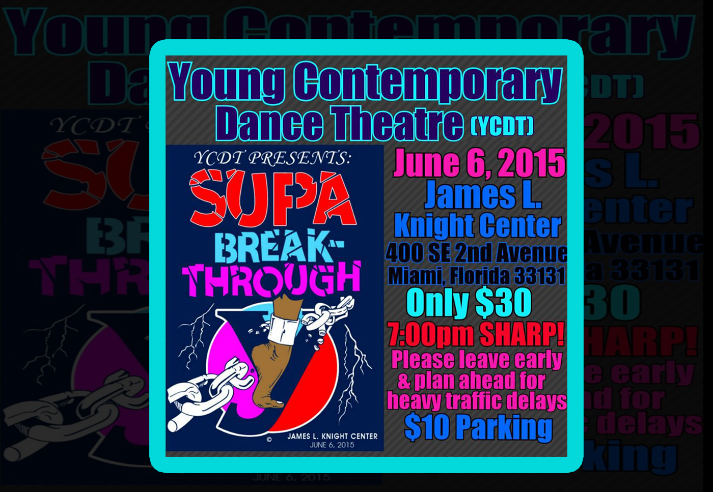 Supa break-through Show